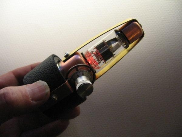 Steampunk Medical Scanner