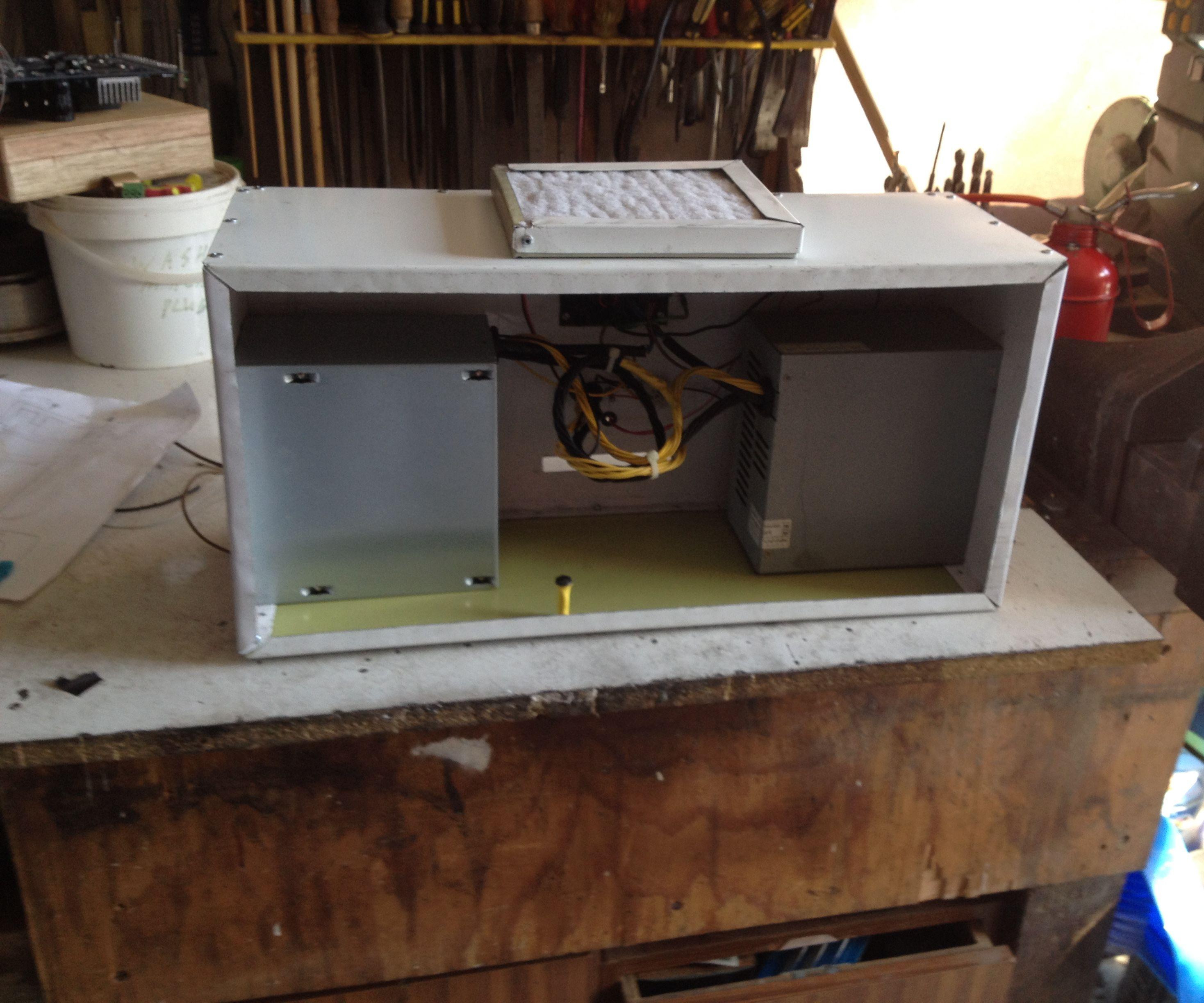 CNC Controller - Complete Rebuild.