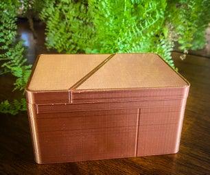 Puzzle Box (Unibox) - 3D Print