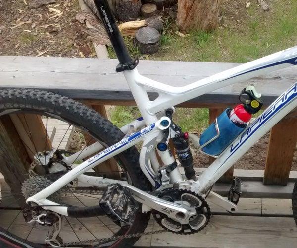Bear-safe Mountain Biking.