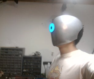 How to Make a Tron/Rave Helmet!