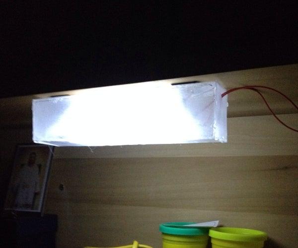 Simple LED Desk Light