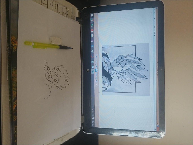 Sketch It.....
