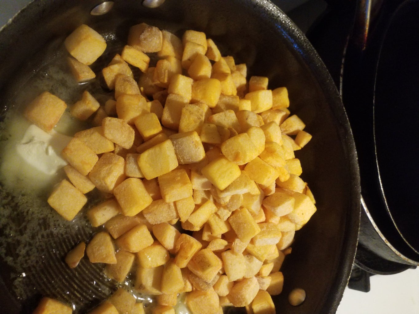 STEP 1: PREP AND COOK THE POTATOES