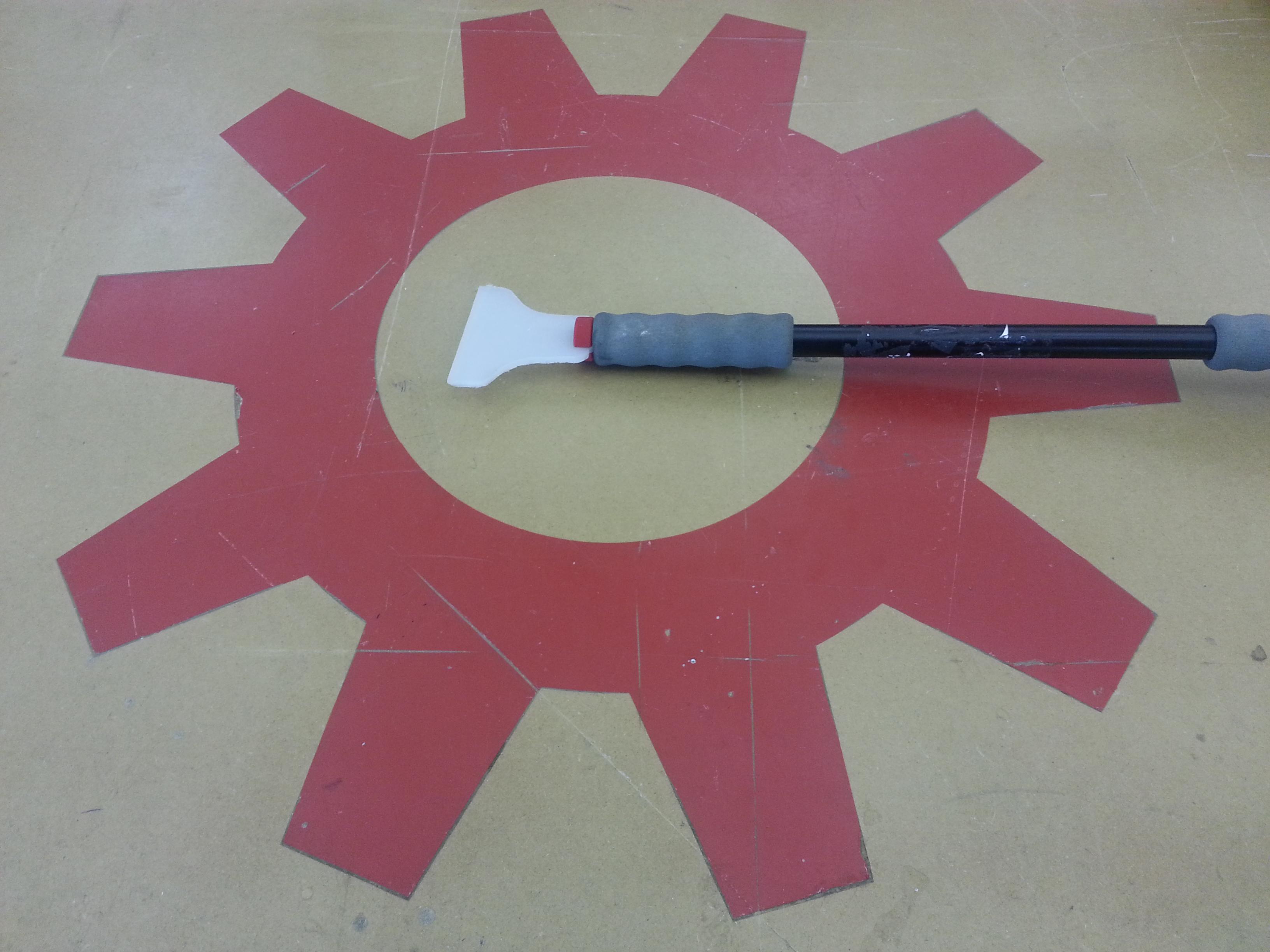 Tool Repair: Repairing Glass Ice Scraper and Design Improvement