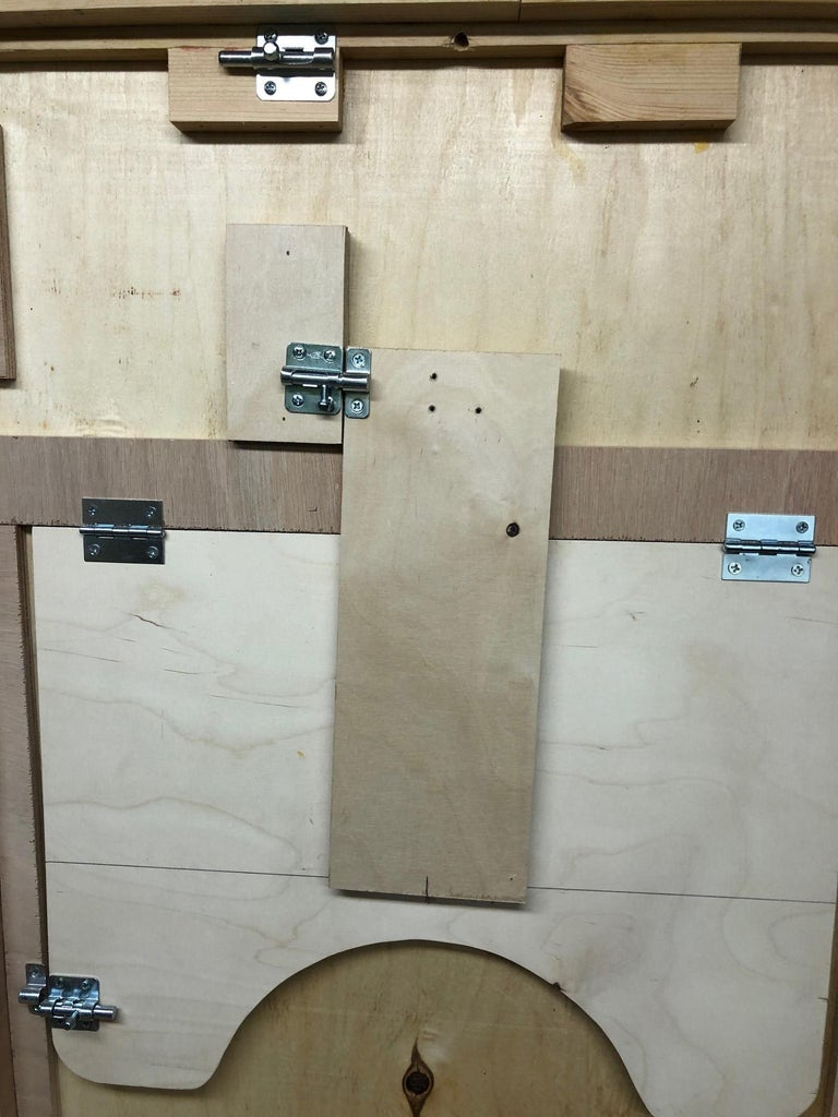 Target Board Stand