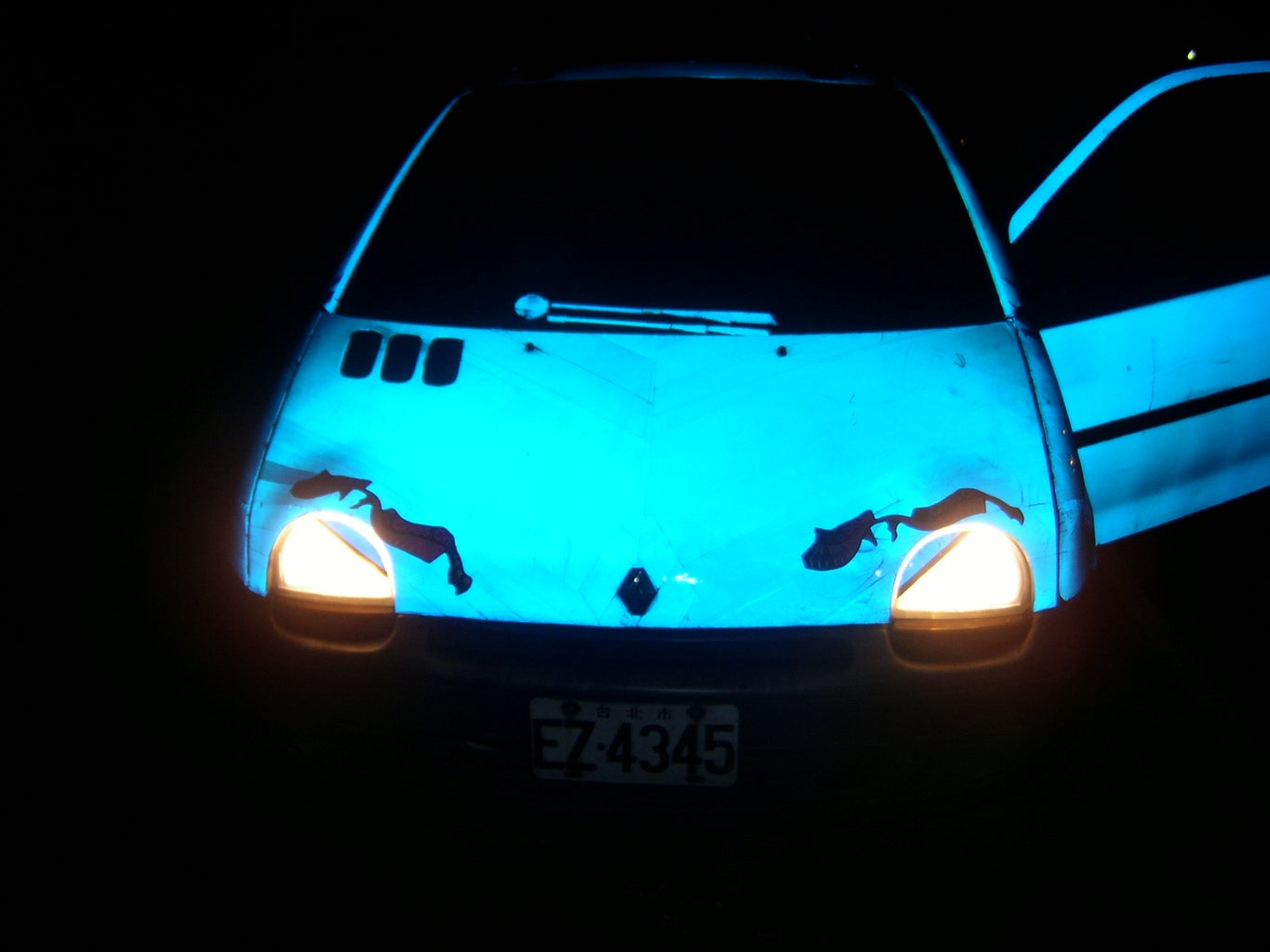 Retroreflective Material on Your Car Within 20 USD