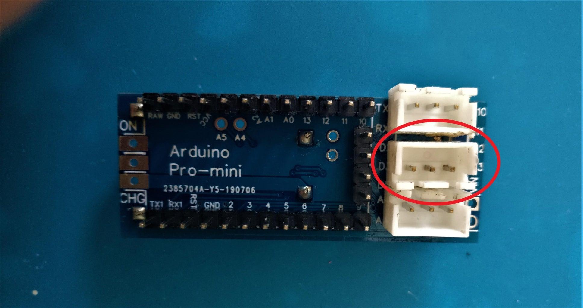 Controller Contruction Step 5: