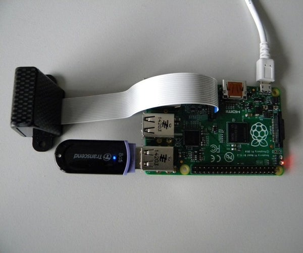Stand Alone Video Surveillance System With Raspberry Pi