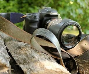Leather Belt Camera Strap