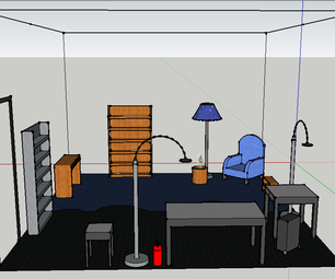 The Thinkroom: a Room for Reflection and Production