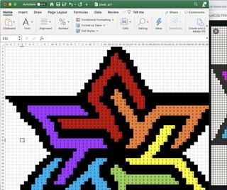 Pixel Art Sonification
