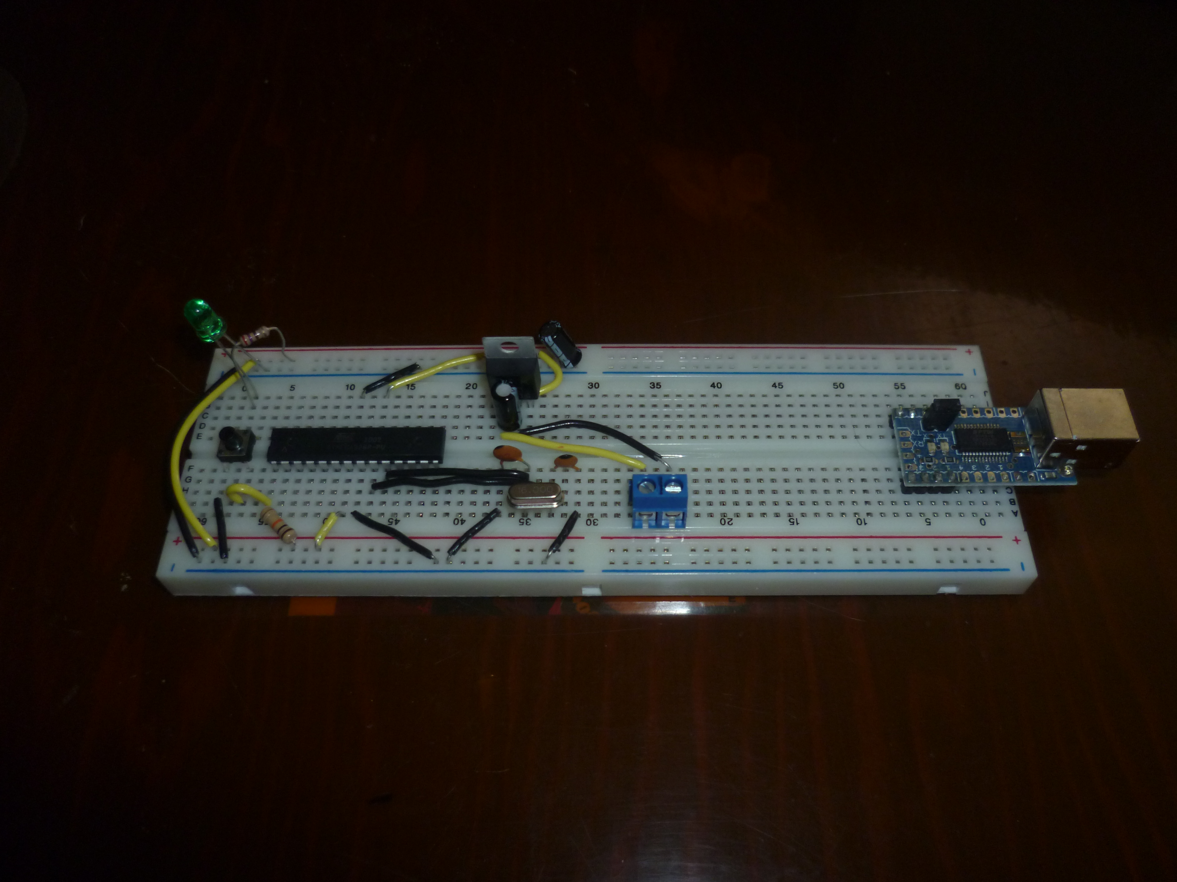 The Embedded Arduino (smart appliances)
