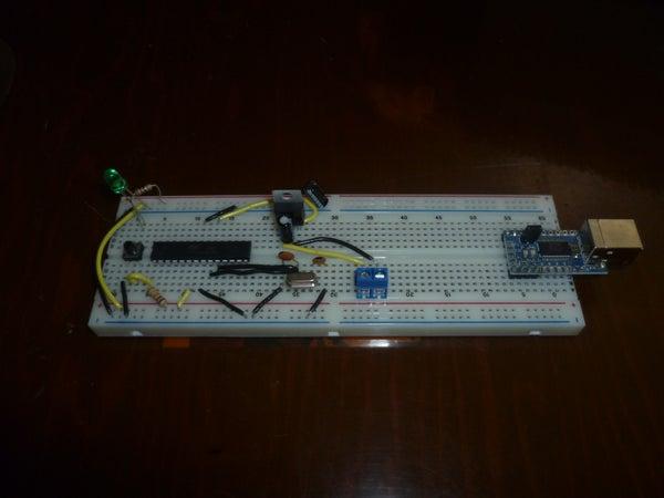 The Embedded Arduino (smart Appliances)