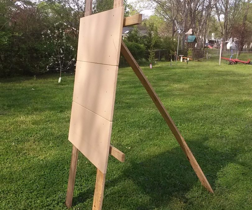 Low Cost All Purpose Target Board