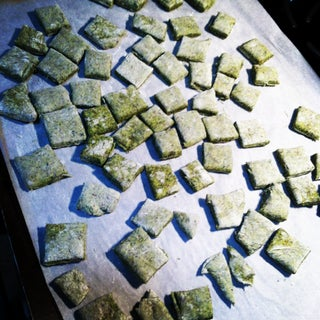 Soylent Green Wafers Crackers Cookies
