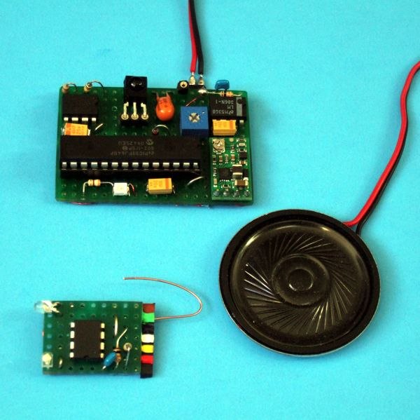 Robot Voice: How To Make Any Circuit Talk