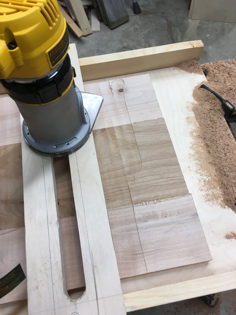 Planing the Wood