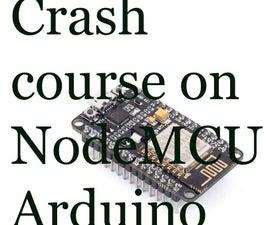 Quick Start to Nodemcu (ESP8266) on Arduino IDE