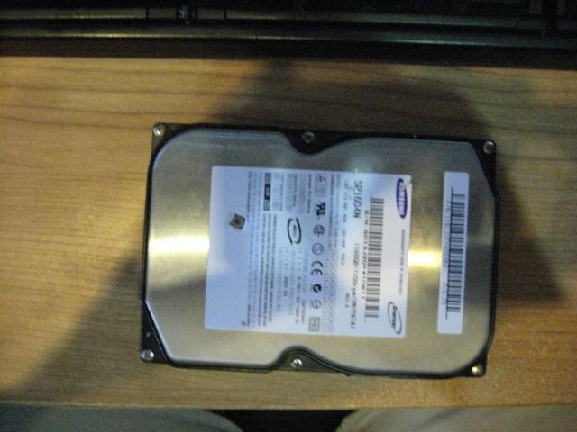 Hard Drive Disassembly, Samsung Drive