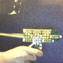 Knex gun - non-elastic trigger DEMONSTRATION