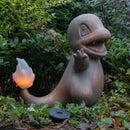 Life-Size Charmander Flame Lamp