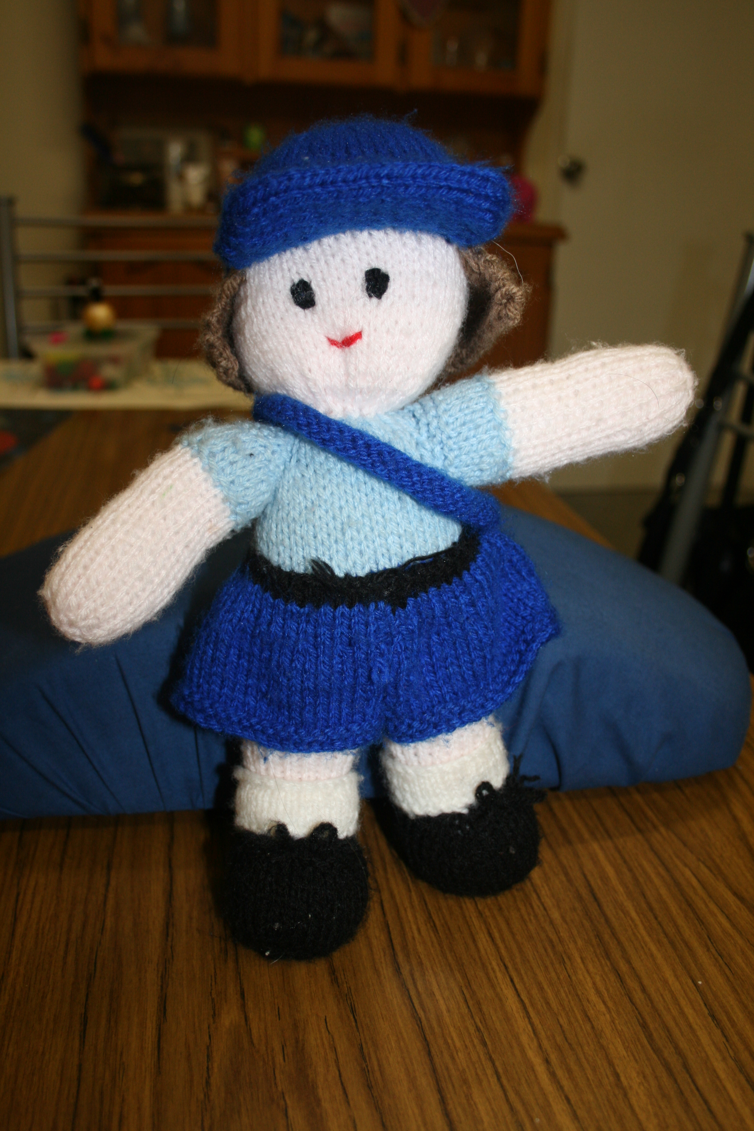 My Knitted Toys