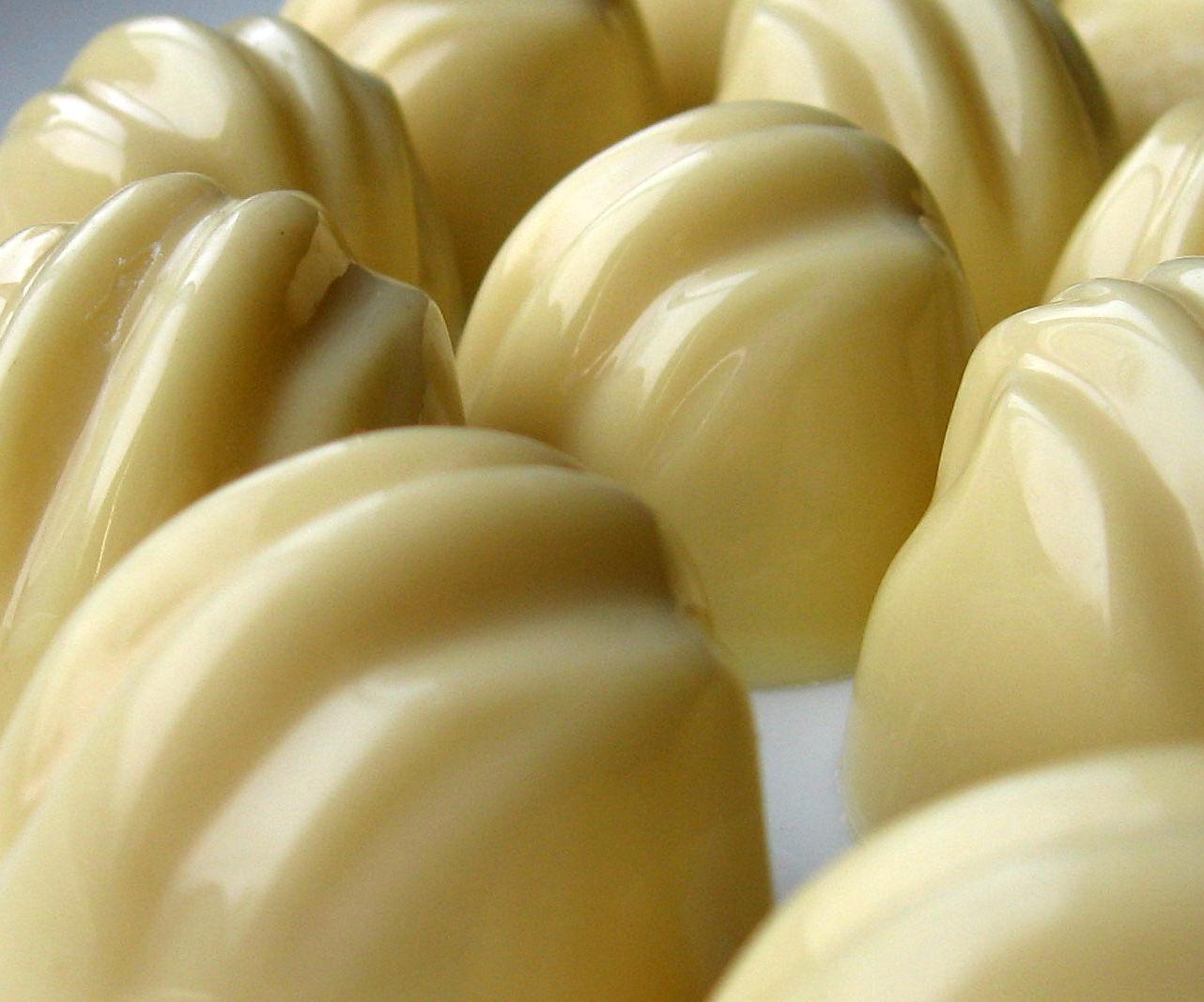 Filled chocolates