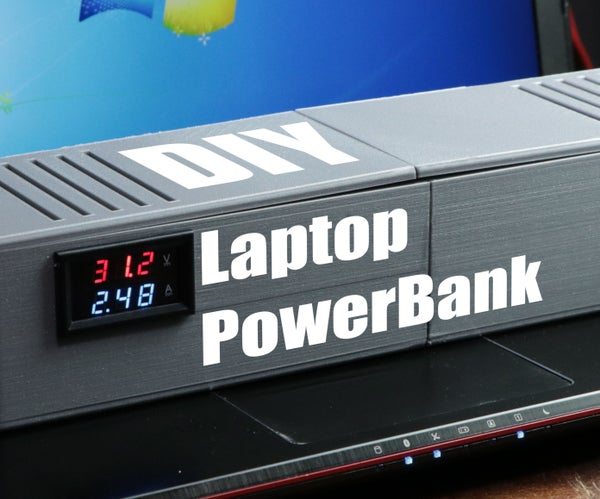DIY Laptop PowerBank