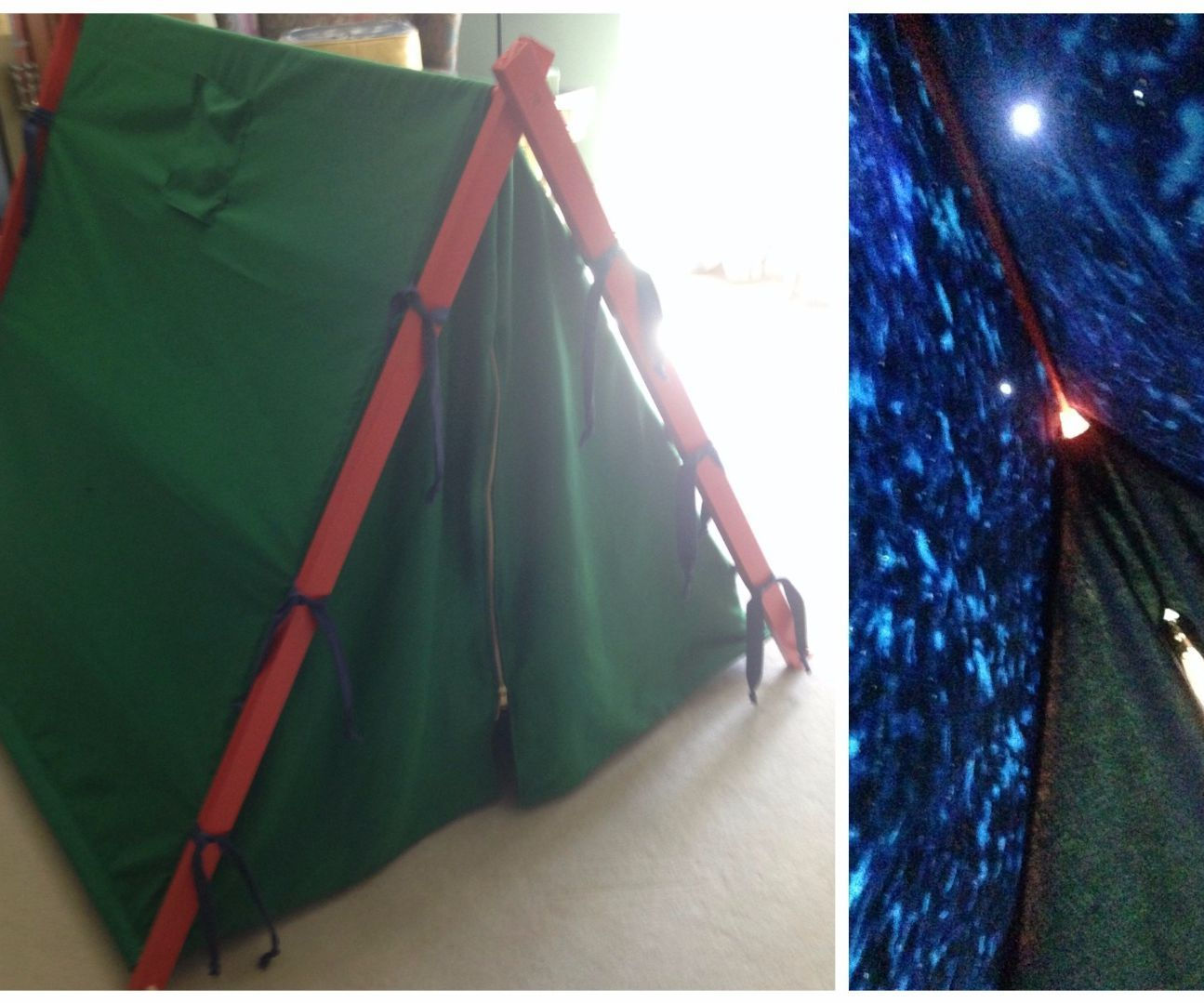 Starry Night Play Tent