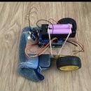 Arduino ROOMBA + Autonomous Steam Cleaner