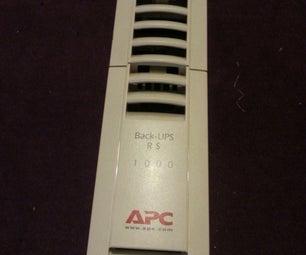 APC UPS RS 1000 USB Conversion
