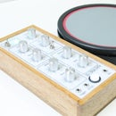 Drum Synth (DS-8) With PS2 Drum Pad
