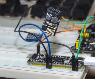 Create a Webserver Using ESP01 and STM32F401CCUx