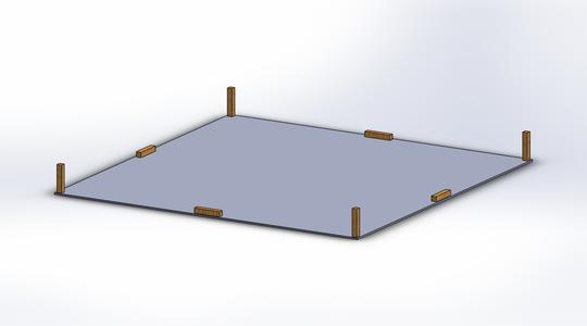 Assembling the Wood Box