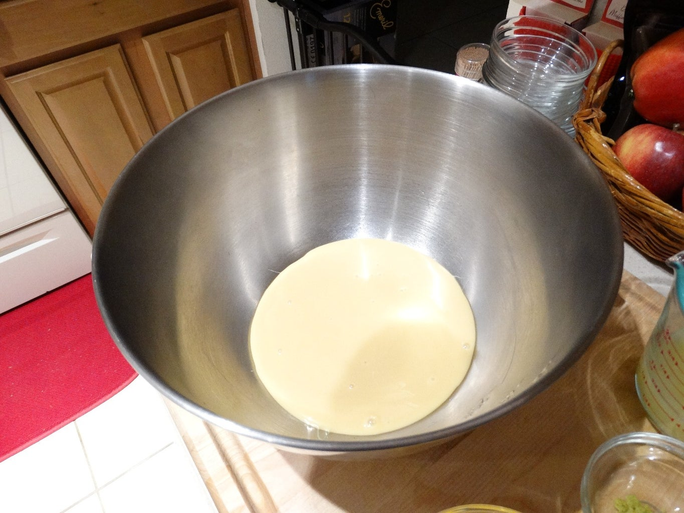 Mix the Pie Filling...