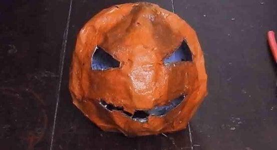 Making a Pumpkin(step-4)