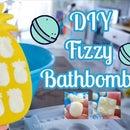 Easy DIY Bath Bombs