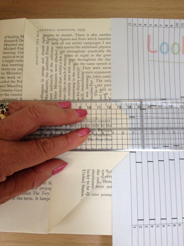 Folding Your Pattern