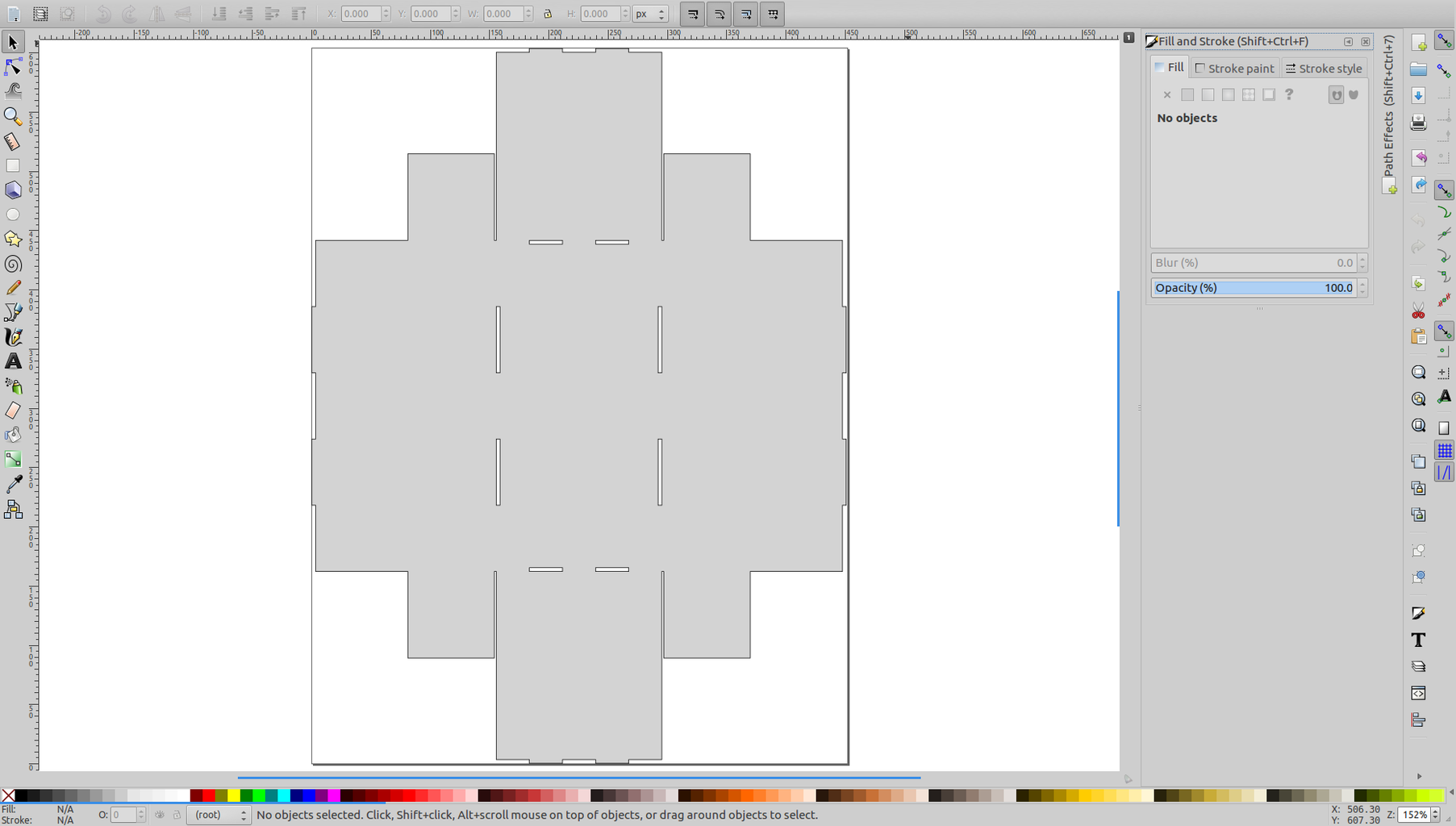 Getting the Image Ready for Cutting