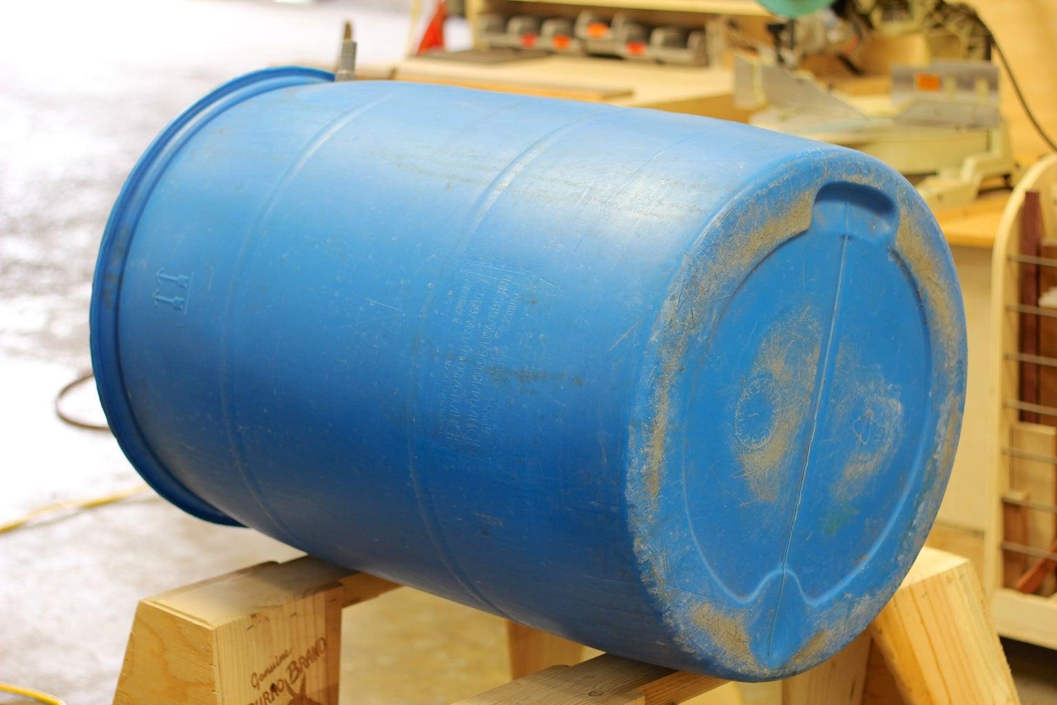 Source a Plastic Barrel