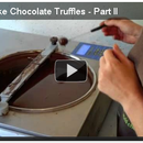 How To Make Chocolate Truffles:  Part II