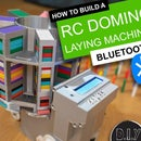RC Arduino Domino Layer With Bluetooth App Control