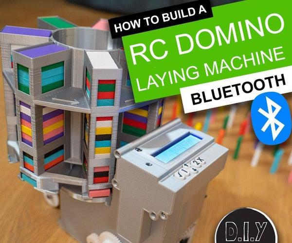 RC Arduino Domino层,带蓝牙应用程序控制