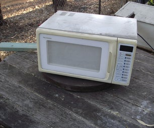 How to Take Apart a Microwave-The Fast Way (+Update)