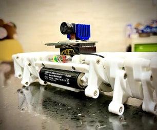 Strider Camera Robot