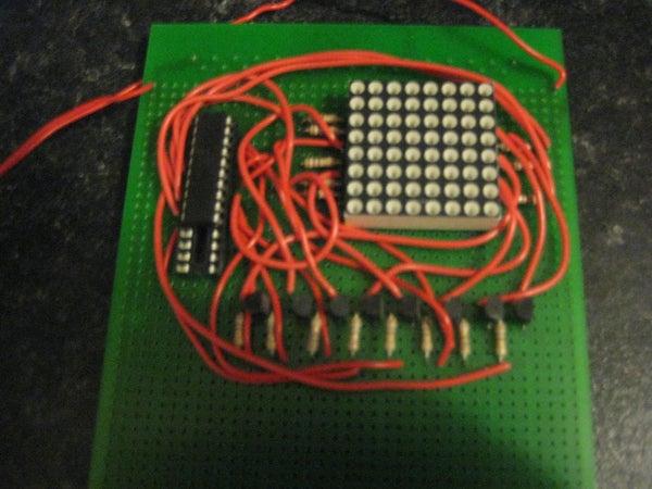 8x8 LED Matrix