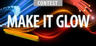 Make it Glow Contest 2016