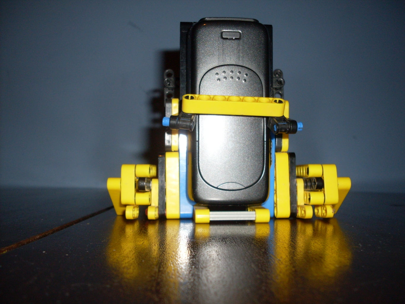 Lego Mobile Phone Projector