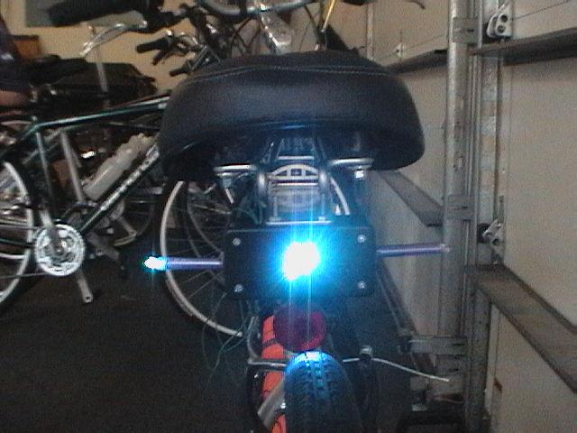 Bike Light and Turn Signals